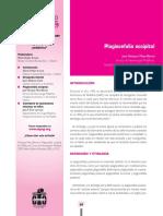 Plagiocefalia Occipital