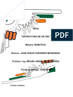 Estructura de Un CNC