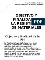 1. OBJETIVO DE LA RM