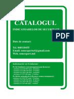 Catalog Indicatoare 2015
