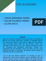 ACABADOS PIN.pptx