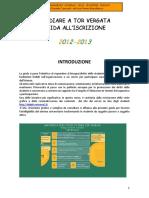 Guida Iscrizione 2012-3