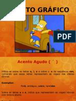 ACENTO GRÁFICO