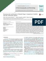 Parâmetros Neuromusculares Do Bandal Chagui