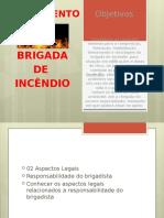 Brigada de Incendio Slides