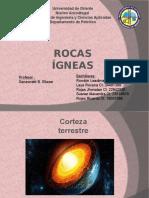 Diapositivas Rocas Igneas Listas