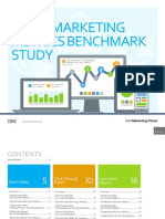 Email Marketing Metrics Benchmark Study 2015 Silverpop