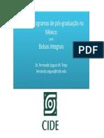 Estudar Bolsas No México UFG