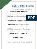 Yareli del Carmen Reyes López