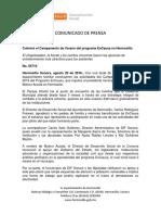 20-08-16 Culminó El Campamento de Verano Del Programa EnCausa en Hermosillo. C-64716