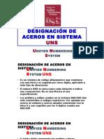 228581482 Designacion UNS Para Aceros