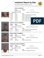 Peoria County Jail Booking Sheet for Aug. 23, 2016