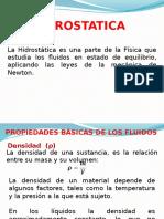HIDROSTATICA Resumido.pptx