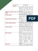 Características Generales Del Diodo Semiconductor
