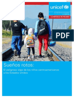 UNICEF Child Alert Central America 2016 ES