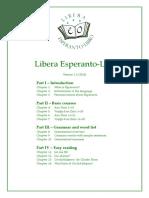 Free Esperanto Book Libera Esperanto Libro