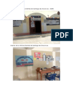 Fachada de la Oficina Distrital de Santiago de chocorvos vi.docx
