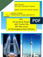 Presentation Sejarah Thn 4A 2013