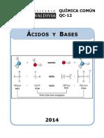 QC-12-14 Ácidos y Bases