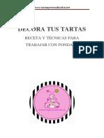 eBook Tartas Personalizadas