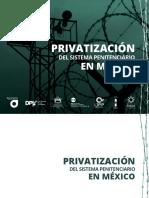 Privatización del sistema penitenciario en México