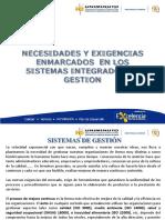 Los Sistemas de Gestion en El Entorno de HSE