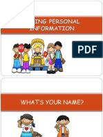 giving-personal-information.ppt
