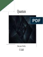 Quantum Grade