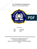 Laporan Praktikum Pengukuran cos phi