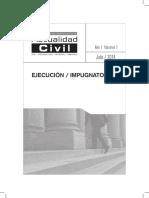 EJECUCION IMPUGNATORIO