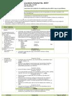 Planeacion Ciencias II_Bloque III