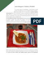 Gastronomia húngara