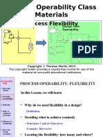 Operability Flexibility 2011