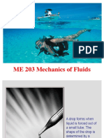 ME 203 Mechanics of Fluids