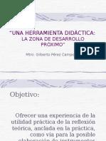 ZDP Como 'Herramienta Didáctica'