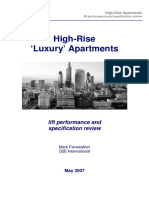 High Rise Luxury Residential Report
