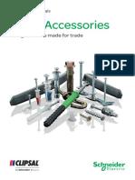 Fixing Accessories - Scheider Electric