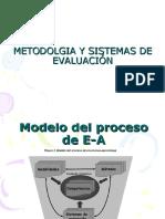 Metodolgia y Sistemas de Evaluación