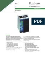 SCD5200 InputOutput Modules