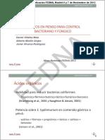 Aditivos Control Microbiano