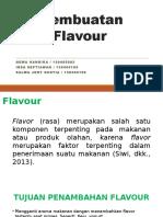 Pembuatan Flavour Gesair (1)