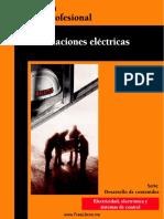 Instalaciones Electricas Tecnico-Profesional