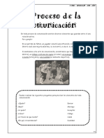 i Bim-1er Año-lenguaje-el Proceso de La Comunicación