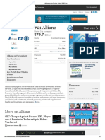 Allianz on the Forbes Global 2000 List