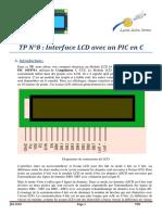 lcd ith microchip