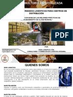 CALIFICACIÓN DE RIESGOS LOGÍSTICOS PARA CENTROS DE DISTRIBUCIÓN - highlogistics