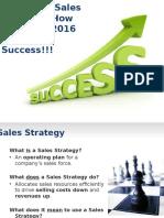 2. Csu-sales Strategy Success