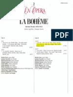Textos Opera Romantica Italiana Verismo