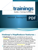 hadoop map reduce feature