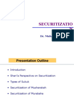 AlHuda CIBE - Securitization by Muhammad Imran Usmani